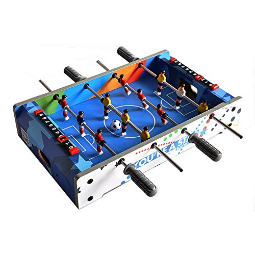 Best Prices! Soccer Foosball Table W/Game Room Indoor Soccer Game Table for Adults Kids Room Sports ...