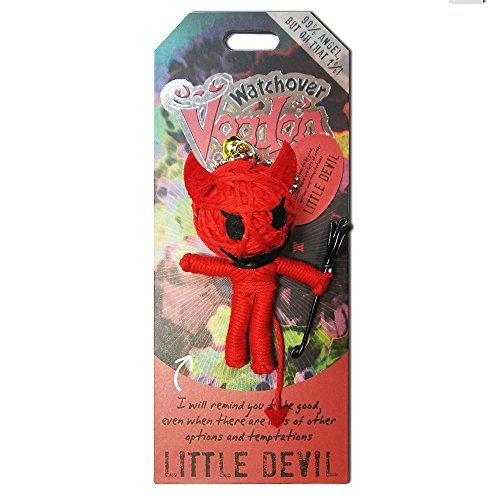 Watchover Voodoo Hey Sister Go Sister Good Luck Doll John Hinde Gifts 108010005