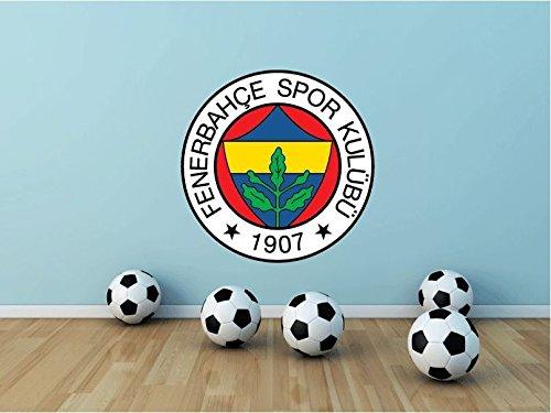 Fenerbahce S.K. Turkey Soccer Football Sport Home Decor Art Wall Vinyl Sticker 55 x 55 cm