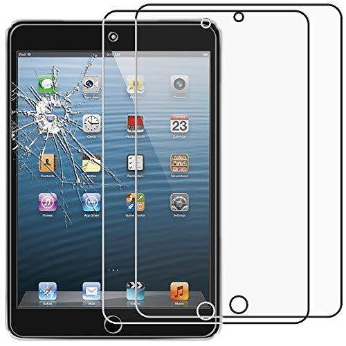 ebestStar - [Lote x2 Cristal Templado Compatible con iPad Mini 1/2/3 Protector...