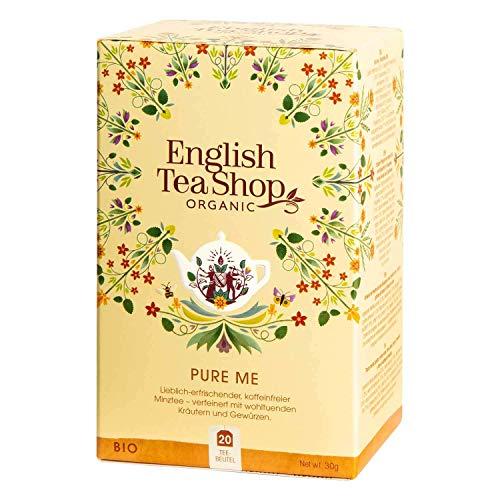 English Tea Shop - Pure Me, BIO Wellness-Tee, 20 Teebeutel - (DE-Version)