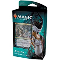 Magic The Gathering Theros Beyond Death Ashiok, escultor de miedos Planeswalker Deck (Wizards of The Coast C74040000)