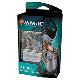 Magic: The Gathering Theros Beyond Death Ashiok, Escultor de Miedos Planeswalker Deck (B0828PF8WL) | Amazon price tracker / tracking, Amazon price history charts, Amazon price watches, Amazon price drop alerts