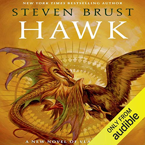 Couverture de Hawk