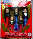 Presidents of the USA PEZ Candy Dispensers: Volume 2 - 1825-1845