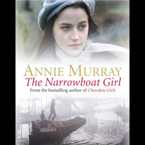 Page de couverture de The Narrowboat Girl