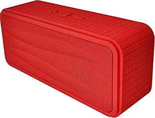 Divoom Onbeat 200 Portable Subwoofers (Red)