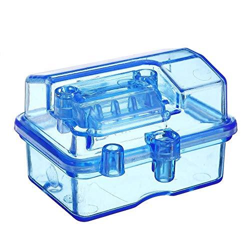 DHXX Einzelteil for Mini wasserdicht Kunststoff Transparent Receiver Box p2047 for 1/10 RC