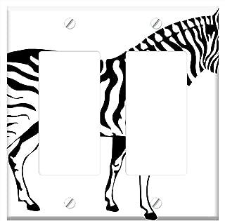 zebra drawing outline