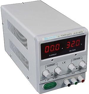 باور سبلاي احادي القناة متدرج من 0 فولت الي 30 فولت 10 امبير