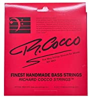 R COCCO (リチャードココ) ベース弦 RC4C N BASS STRINGS NICKEL ROUND WOUND