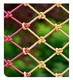 Red De Protección Para Mascotas Para Niños, Red De Seguridad Para Escaleras De Balcón, Red De Protección Para Cercas De Jardín, Red Decorativa Para Techo De Pared, Red Para Colgar Pantallas De Fotos