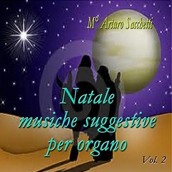 Natale: Musiche suggestive per organo, vol. 2