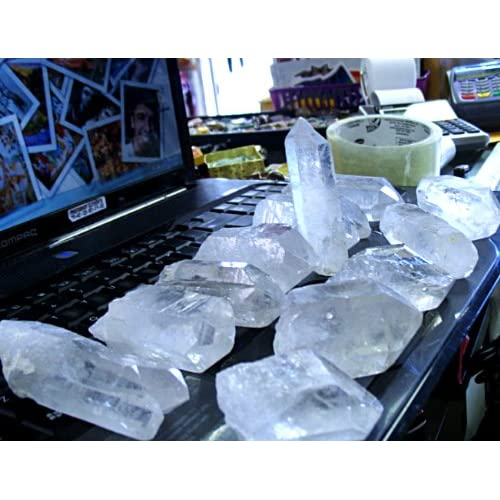 Quartz Crystal: Amazon com