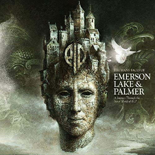 Many Faces Of Emerson Lake & P (3 CD)