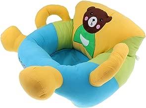 Baoblaze Toddler Children Soft Plush Sofa Chair Seat Cute Animal Shaped Chair - Bear, as described