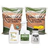 Cedarcide Indoor + Outdoor Kit (Medium) All-Purpose Bug Spray...