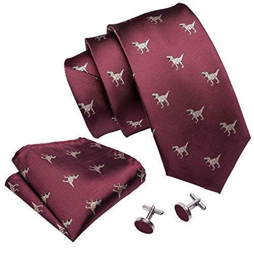 Seda Lisa Oro Rosa con textura Clásico Para hombres Corbata Corbata Corbata Corbata regular normal
