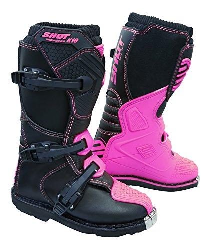 Shop Kid K10 laarzen 34 EU Neon Roze.