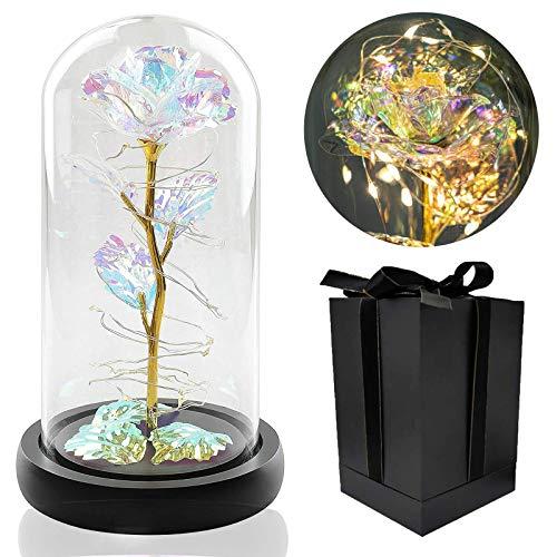 Artificial Color Glass Dome