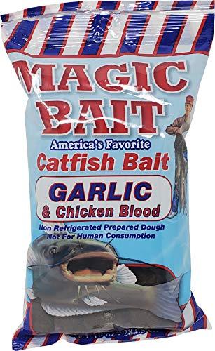 Magic Bait L'ail et poulet sang