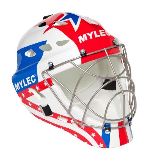 Mylec Ultra Pro II Goalie Mask (Patriot)