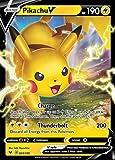 Pikachu V - 043/185 - Ultra Rare