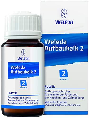 WELEDA Aufbaukalk 2, 45g