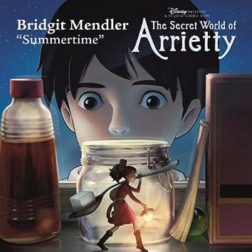 "Summertime (from ""The Secret World of Arrietty"")"