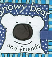Cloth Book Snowy Bear (Touch and Feel Cloth Books)