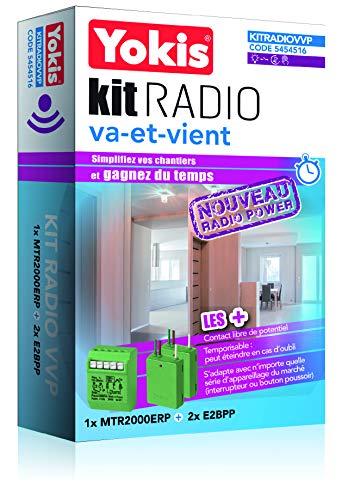 kit radio - va et vient - power - yokis kitradiovvp