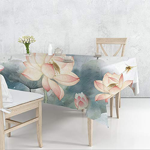 Nordic ins net rood waterdicht oliedicht anti-scald no-wash student PVC tafelmat woonkamer salontafel tafelkleed