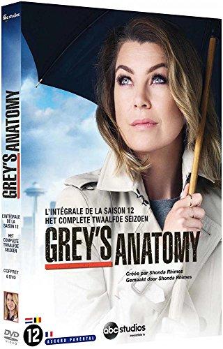 Grey's Anatomy (À Coeur Ouvert) -Saison 12