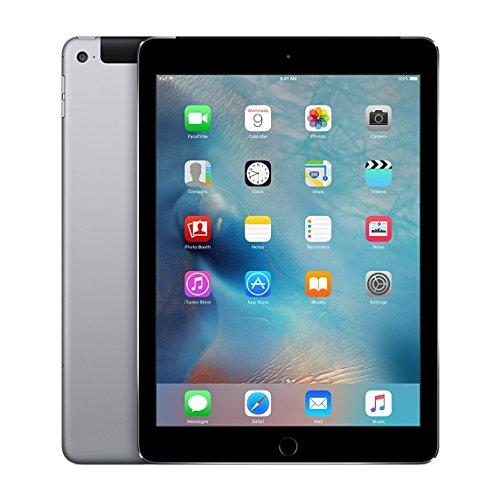 Apple iPad Air 2 128GB 4G - Grigio Siderale - Sbloccato (Ricondizionato)