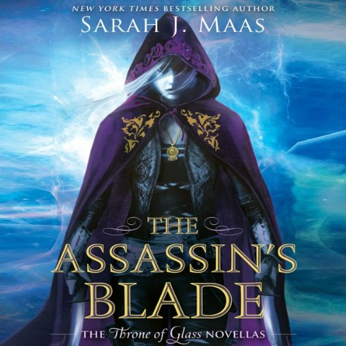The Assassin's Blade cover art