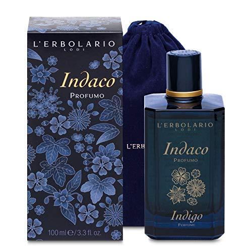 L Erbolario, Profumo Unisex Indaco, 100 ml