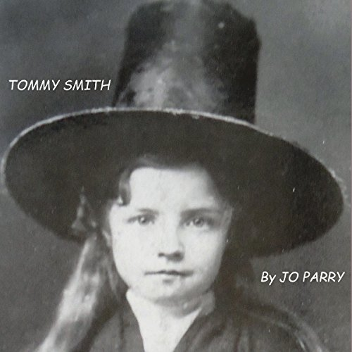 Tommy Smith audiobook cover art