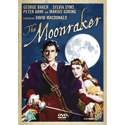 Der Rächer im lila Mantel / The Moonraker ( ) [ UK Import ]