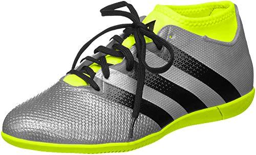 adidas Herren Ace 16.3 Primemesh IN Fußballschuhe, Plata Plamet Negbas Amasol, 48 2/3 EU