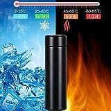 Zoom IMG-1 flintronic bottiglia acqua borraccia termica