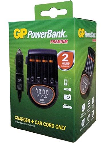 GP PowerBank H500 Ladegerät AAA/AA