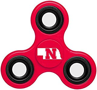 NCAA Nebraska Cornhuskers Three Way Diztracto Spinnerz
