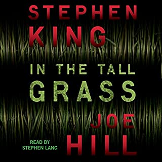 In the Tall Grass audiobook cover art