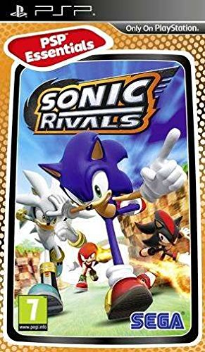 Sonic Rivals (Essentials) (PSP) (New)