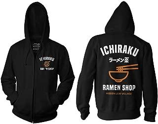 Naruto - Shippuden Ichiraku Ramen Adult Zip Hoodie