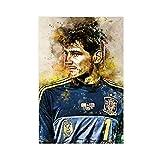 International Football Player Iker Casillas Sports
