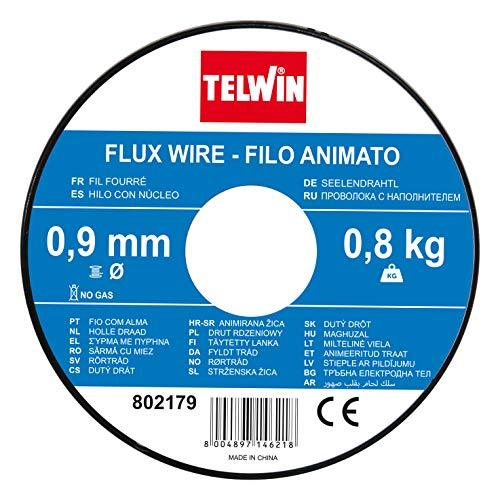 Telwin 802977, Bobina de Hilo de Alma, 0,8 kg