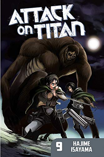 Titan Hajime: Book 9 Includes Vol 25 -26 - 27- Great Action Shonen Graphic Attack On Novel Titan Manga For Adults, Teenagers, Kids, Fan Lover (English Edition)