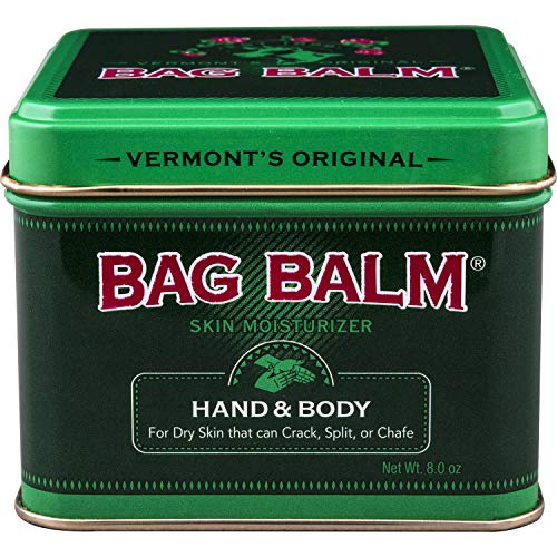 BagBalm Hand and Body Ointment  8 oz Pack of 2