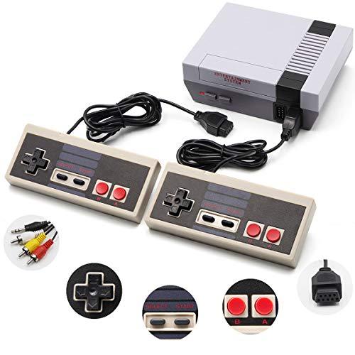Classic Mini Game Console, Built-in 620 Video Game Console, NES Classic Mini Game Console, Classic...